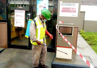 dispositif station - Total Cameroun